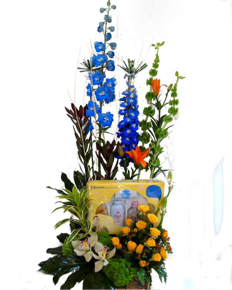 Irania Floristería Arreglos Florales Para Nacimiento