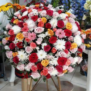 corona colores surtidos irania floristería